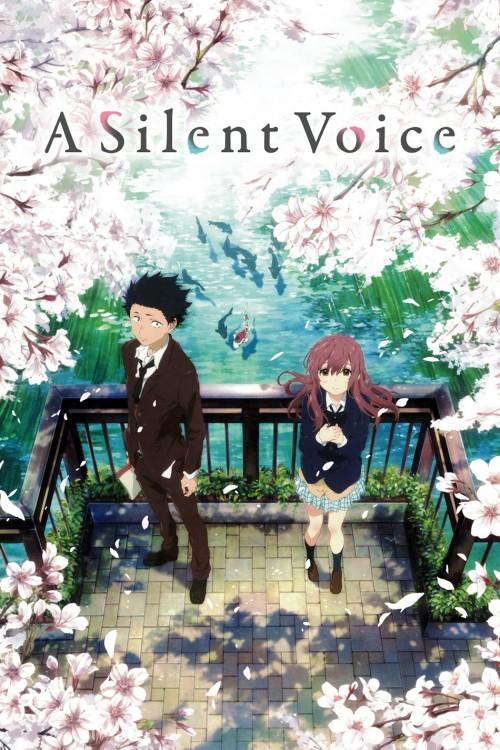 دانلود انیمیشن A Silent Voice 2016 با دوبله فارسی