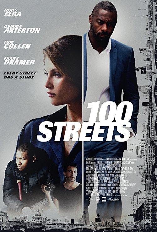 دانلود فیلم 2016 100Streets با دوبله فارسی