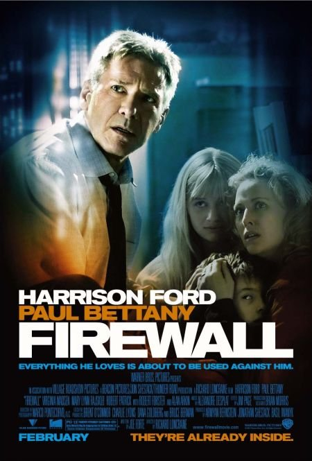 دانلود فیلم Firewall 2006 با دوبله فارسی