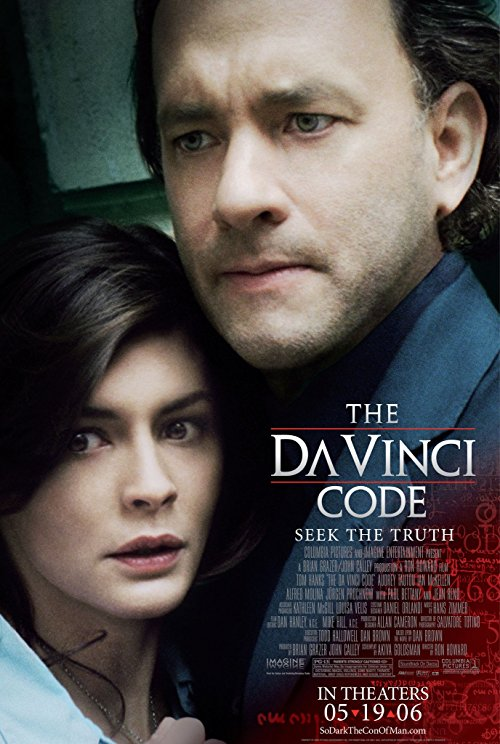 دانلود فیلم The Da Vinci Code 2006 با دوبله فارسی