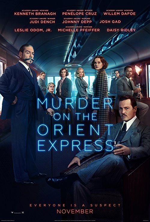 دانلود فیلم Murder on the Orient Express 2017 با دوبله فارسی