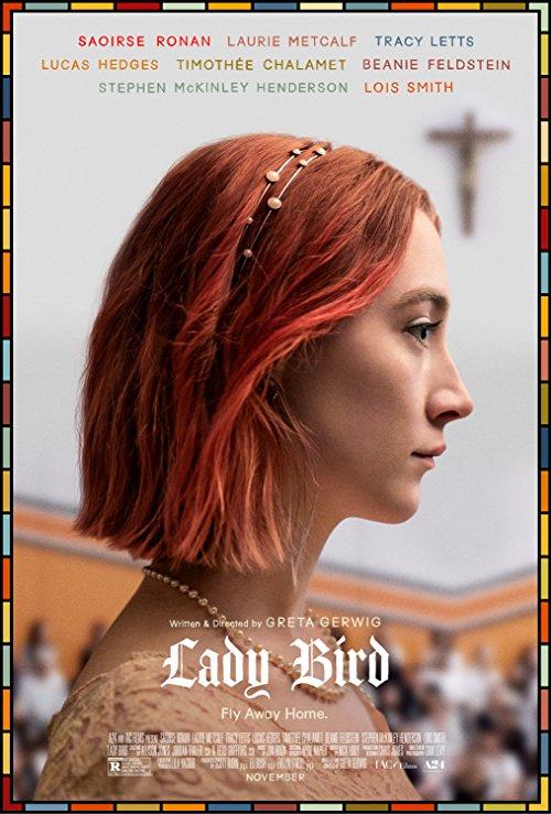 دانلود فیلم Lady Bird 2017 با دوبله فارسی