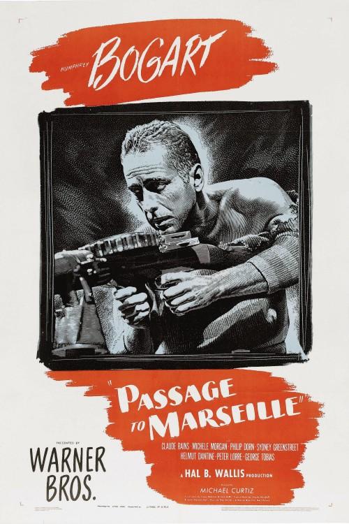 دانلود فیلم Passage to Marseille 1944 با دوبله فارسی