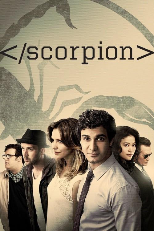 دانلود سریال Scorpion