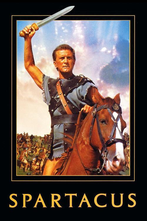 دانلود فیلم Spartacus 1960 با دوبله فارسی