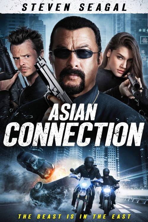 دانلود فیلم The Asian Connection 2016 با دوبله فارسی