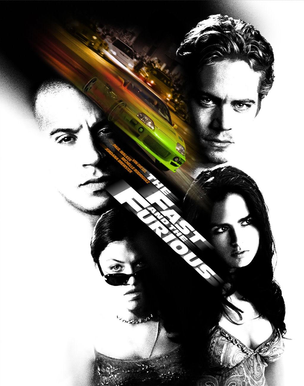 دانلود فیلم The Fast and the Furious 2001 با دوبله فارسی