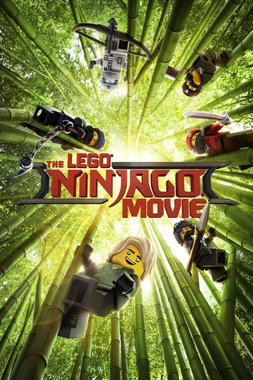 دانلود انیمیشن The LEGO Ninjago Movie 2017 با دوبله فارسی