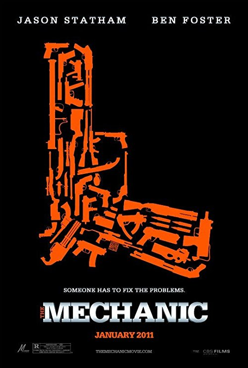 دانلود فیلم The Mechanic 2011 با دوبله فارسی