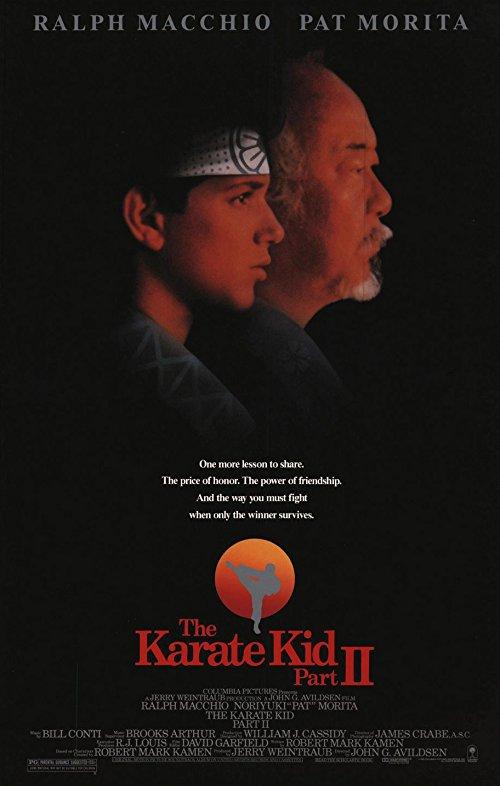 دانلود فیلم The Karate Kid Part II 1986 با دوبله فارسی