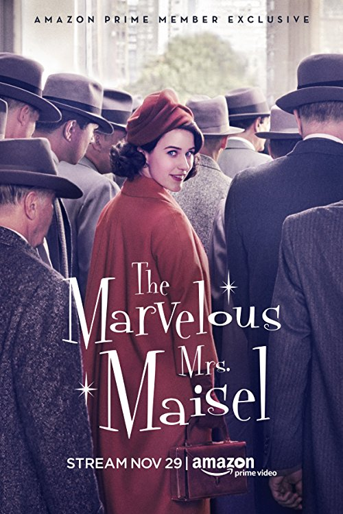دانلود سریال The Marvelous Mrs. Maisel