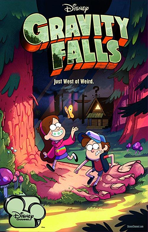 دانلود سریال Gravity Falls با دوبله فارسی