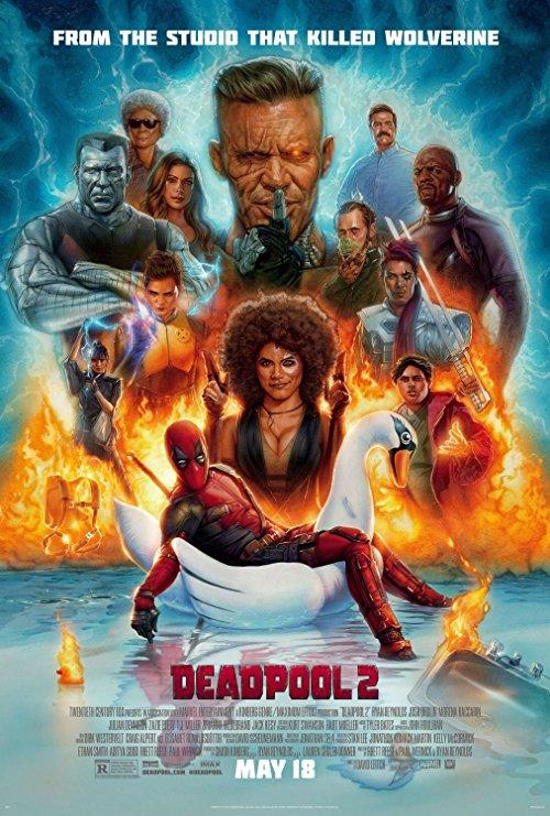 دانلود فیلم Deadpool 2 2018 با دوبله فارسی