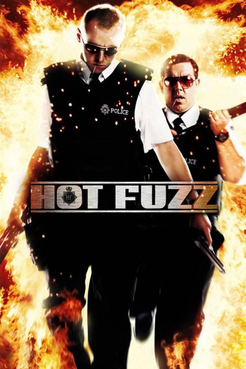 دانلود فیلم Hot Fuzz 2007 با دوبله فارسی