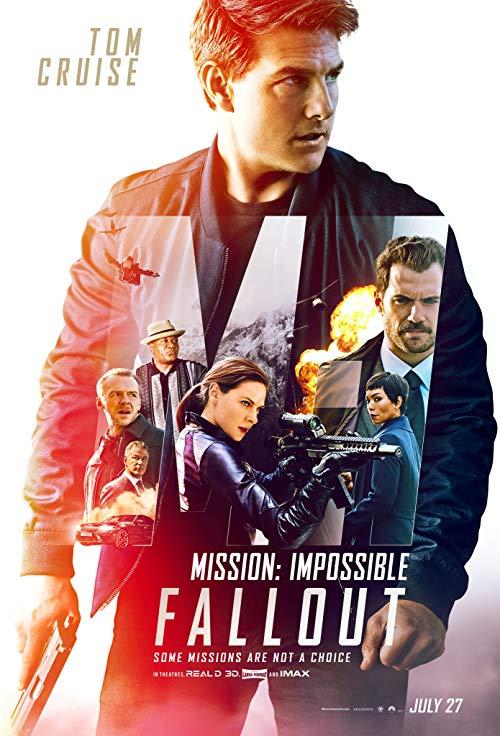 دانلود فیلم Mission: Impossible - Fallout 2018
