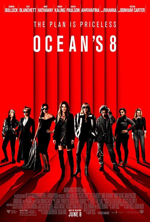 دانلود فیلم Oceans Eight 2018 با دوبله فارسی