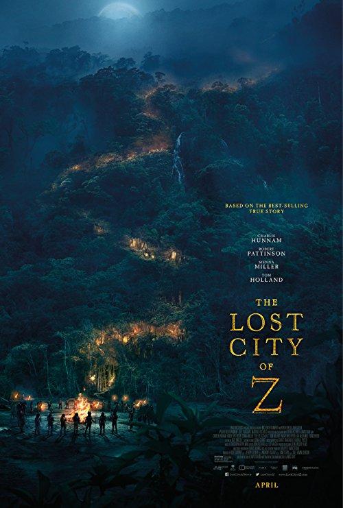 دانلود فیلم The Lost City of Z 2016 با دوبله فارسی