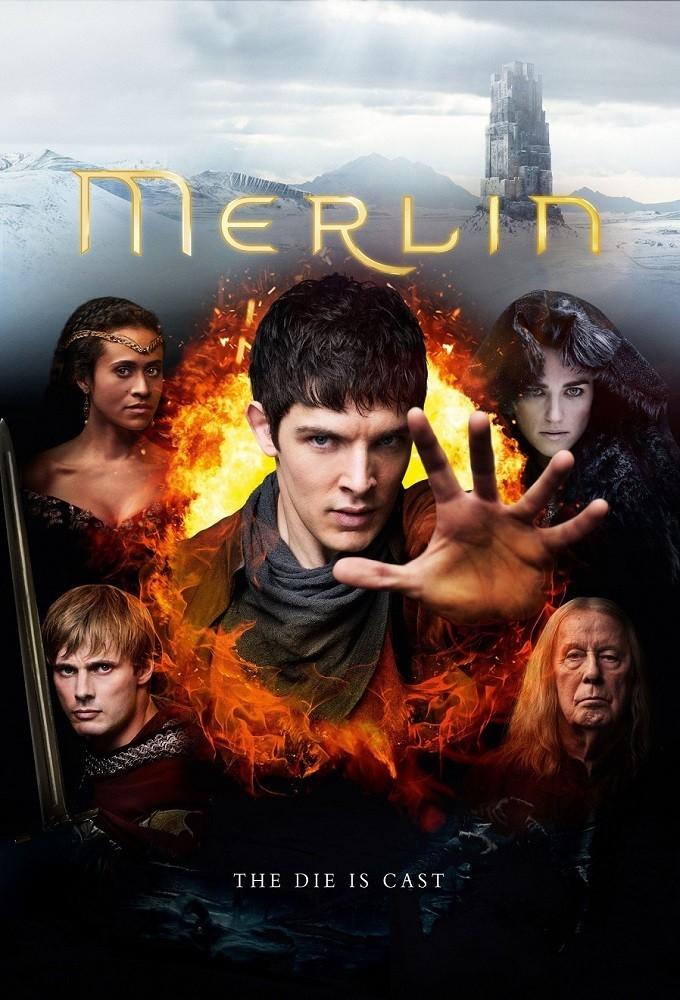 دانلود سریال Merlin