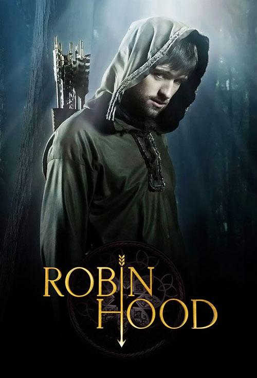 دانلود سریال Robin Hood با دوبله فارسی