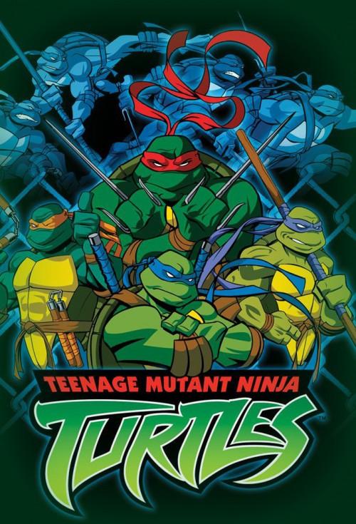 دانلود سریال Teenage Mutant Ninja Turtles با دوبله فارسی
