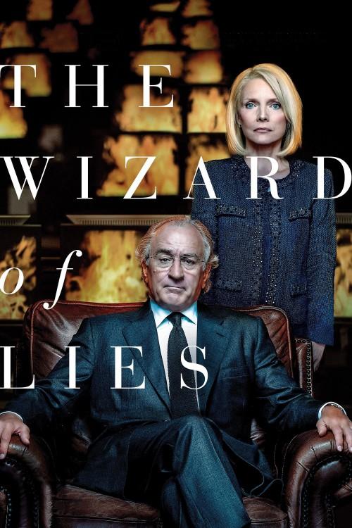 دانلود فیلم The Wizard of Lies 2017 با دوبله فارسی