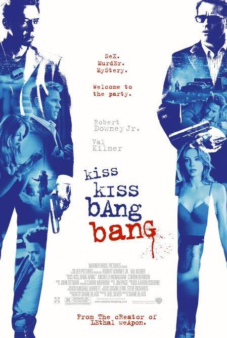 دانلود فیلم Kiss Kiss Bang Bang 2005 با دوبله فارسی