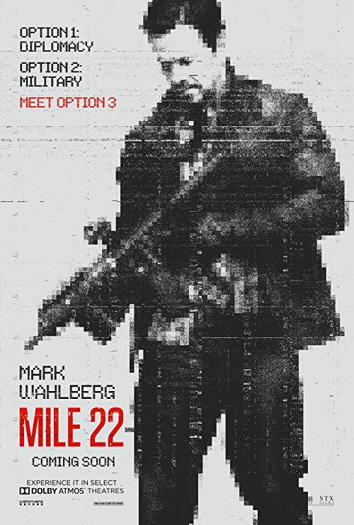 دانلود فیلم Mile 22 2018 با دوبله فارسی
