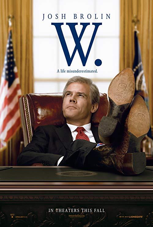 دانلود فیلم W. 2008 با دوبله فارسی