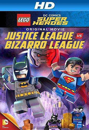 دانلود انیمیشن Lego DC Comics Super Heroes: Justice League vs. Bizarro League 2015 با دوبله فارسی