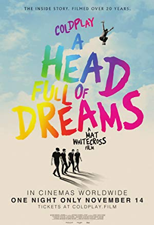 دانلود فیلم Coldplay: A Head Full of Dreams 2018