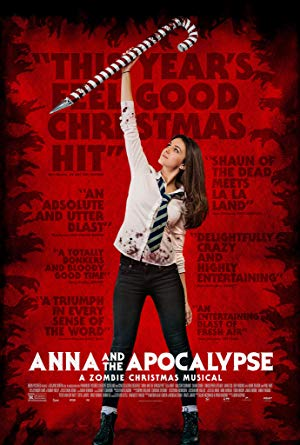 دانلود فیلم Anna and the Apocalypse 2017