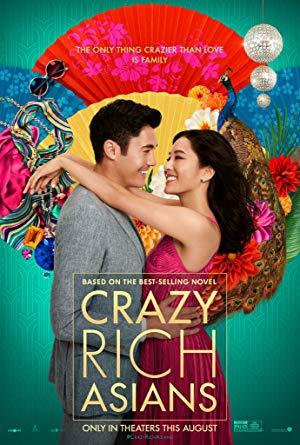 دانلود فیلم Crazy Rich Asians 2018
