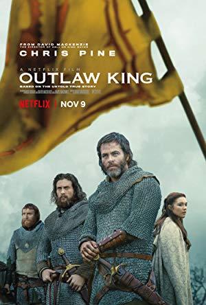 دانلود فیلمOutlaw King 2018 با دوبله فارسی