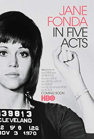 دانلود فیلم Jane Fonda in Five Acts 2018