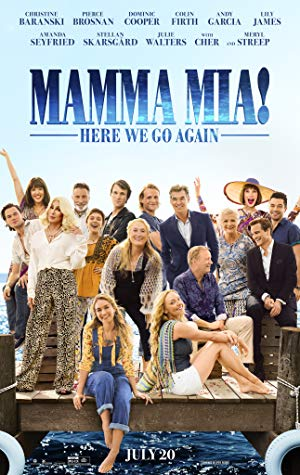 دانلود فیلم Mamma Mia! Here We Go Again 2018