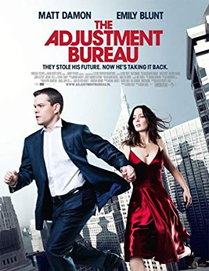 دانلود فیلم The Adjustment Bureau 2011 با دوبله فارسی