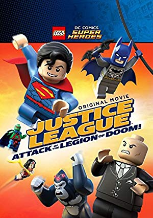 دانلود انیمیشن Lego DC Super Heroes: Justice League – Attack of the Legion of Doom! 2015 با دوبله فارسی