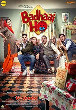 دانلود فیلم Badhaai Ho 2018