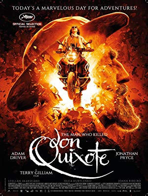 دانلود فیلم The Man Who Killed Don Quixote 2018