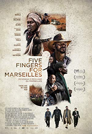 دانلود فیلم Five Fingers for Marseilles 2017
