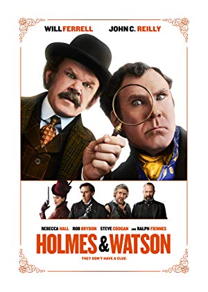 دانلود فیلمHolmes & Watson 2018 با دوبله فارسی