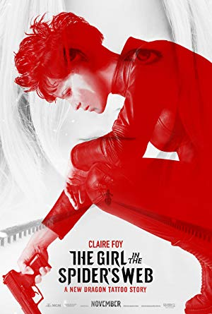 دانلود فیلم The Girl in the Spider's Web 2018