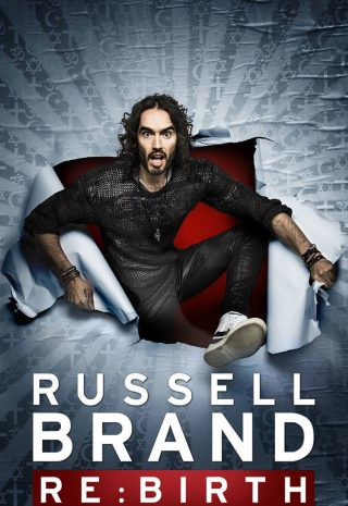 دانلود فیلم Russell Brand: Re:Birth 2018