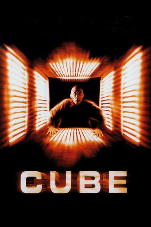 دانلود فیلمCube 1997 با دوبله فارسی