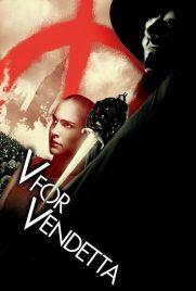 دانلود فیلم V for Vendetta 2005 با دوبله فارسی