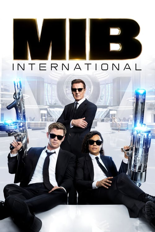 دانلود فیلم Men in Black: International 2019