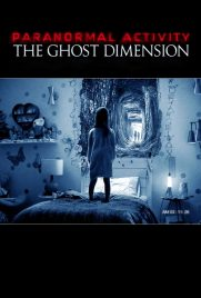 دانلود فیلم Paranormal Activity: The Ghost Dimension 2015