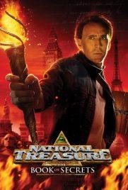 دانلود فیلمNational Treasure: Book of Secrets 2007 با دوبله فارسی