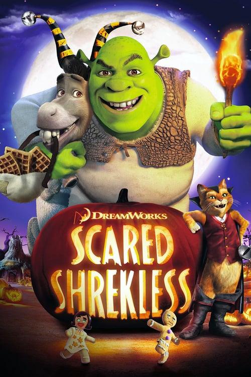دانلود انیمیشنScared Shrekless 2010 با دوبله فارسی