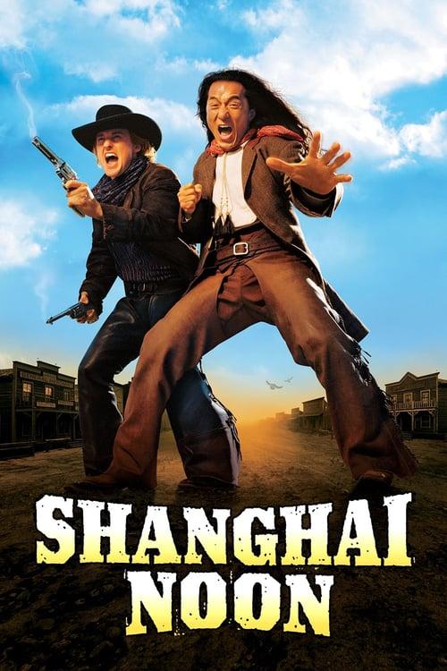 دانلود فیلم Shanghai Noon 2000 با دوبله فارسی